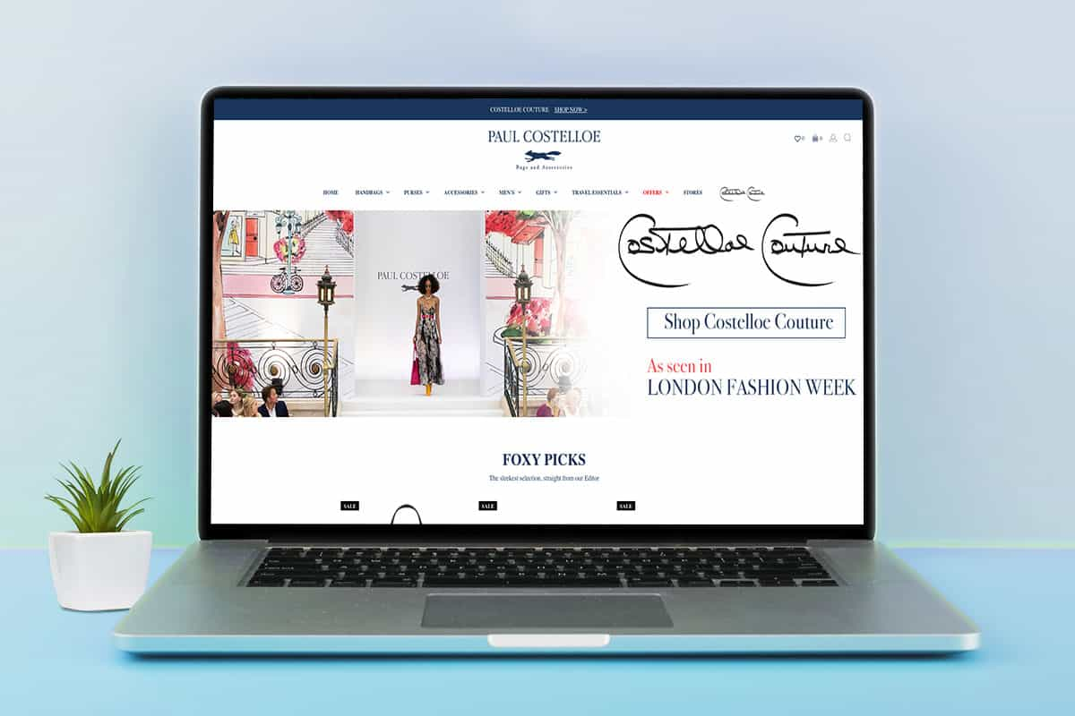 Project- Web Design - Paul Costelloe - Tech Cloud Ltd