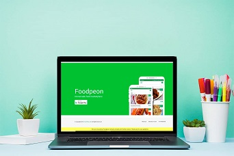 Project - Website Development - Foodpeon - Digital Marketing Services
